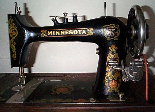 Minnesota Model K Treadle Beauteous Minnesota Sewing Machine Parts